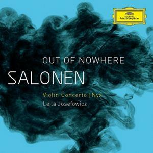 CD Out of Nowhere - Concerto per violino - Nyx