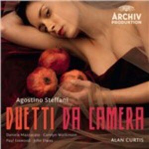 CD Duetti da camera di Agostino Steffani