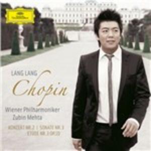 CD Chopin di Fryderyk Franciszek Chopin