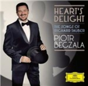 CD Heart's Delight. The Songs of Richard Tauber