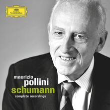 Schumann - CD Audio di Robert Schumann,Maurizio Pollini