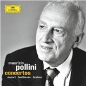 Foto Cover di Concerti, CD di Maurizio Pollini, prodotto da Deutsche Grammophon