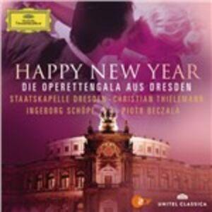 CD Happy New Year. Die Operettengalo aus Dresden