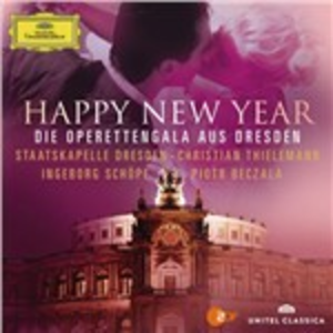 CD Happy New Year. Die Operettengalo aus Dresden