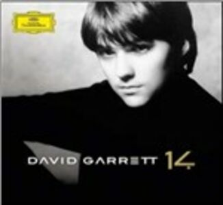 Foto Cover di Garrett 14, CD di David Garrett, prodotto da Deutsche Grammophon