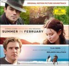 CD Summer in February (Colonna Sonora) Yuja Wang Benjamin Wallfisch