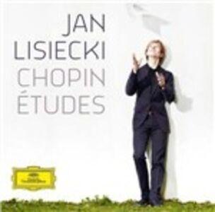 CD Studi op.10, op.25 di Fryderyk Franciszek Chopin