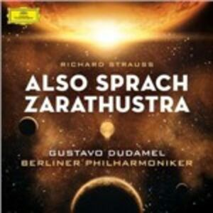 CD Così parlò Zarathustra (Also Sprach Zarathustra) di Richard Strauss