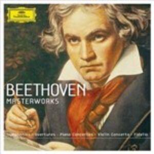 CD Beethoven Masterworks di Ludwig van Beethoven