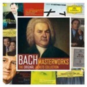 CD I capolavori di Johann Sebastian Bach