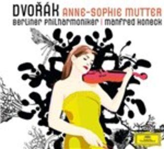 CD Concerto per violino op.53 di Antonin Dvorak