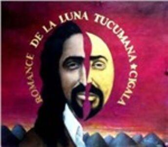 CD Romance de la luna tucumana di Diego El Cigala