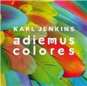 CD Adiemus Colores di Jenkins