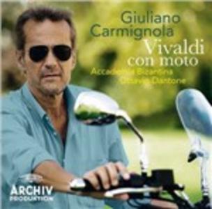 CD Vivaldi con moto di Antonio Vivaldi