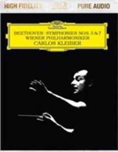CD Sinfonia n.5, n.7 di Ludwig van Beethoven