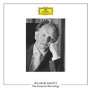 CD The Concerto Recordings