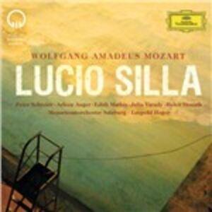 CD Lucio Silla di Wolfgang Amadeus Mozart