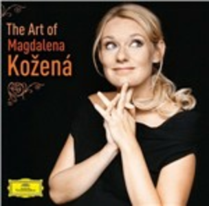 CD The Art of Magdalena Kozena