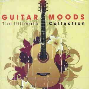 CD Guitar Moods. The Summer Collection