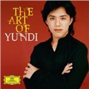 CD The Art of Yundi Li