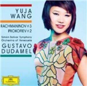 CD Concerto per pianoforte n.2 / Concerto per pianoforte n.3 Sergei Sergeevic Prokofiev , Sergei Vasilevich Rachmaninov