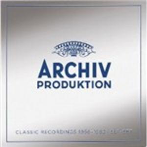 Vinile Archiv Classic Recordings 1956-1982