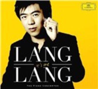 CD It's Me. The Piano Concertos