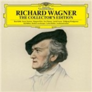 Vinile Wagner on Vinyl. The Collector's Edition Richard Wagner