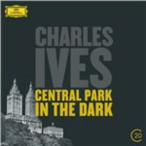 CD Central Park in the Dark - Sinfonia n.2 - Unanswered Question di Charles Ives