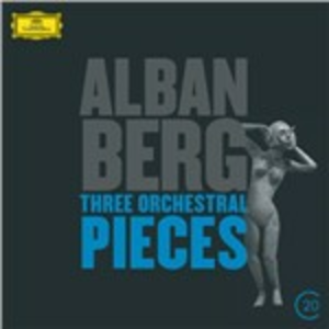 CD 3 Pezzi per orchestra - 7 Early Songs - Der Wein di Alban Berg