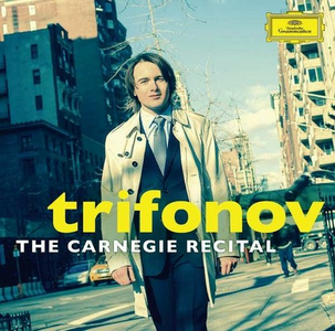 CD The Carnegie Recital