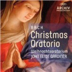 CD Oratorio di Natale (Weihnachtsoratorium) di Johann Sebastian Bach