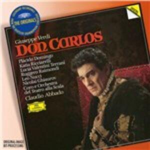 CD Don Carlos di Giuseppe Verdi