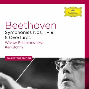 CD Sinfonie complete - 5 Ouverture di Ludwig van Beethoven