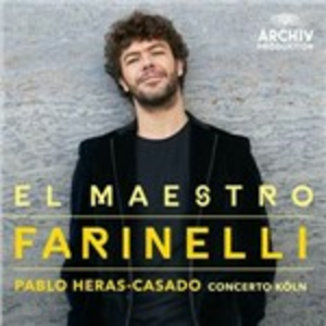 CD El Maestro Farinelli