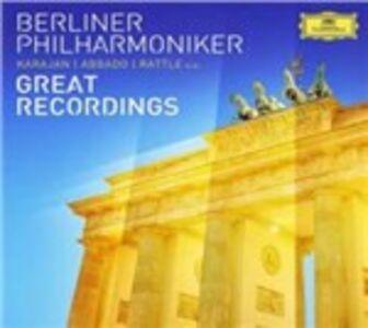 CD Great Recordings