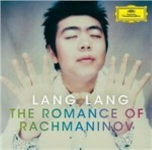CD The Romance of Rachmaninov di Sergei Vasilevich Rachmaninov
