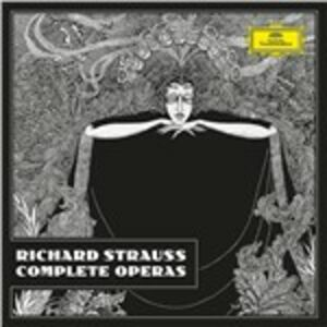 CD Opere complete di Richard Strauss