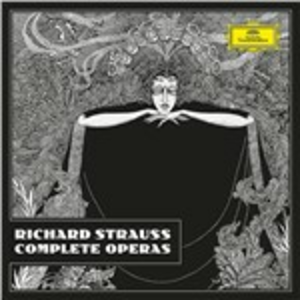 CD Opere complete di Richard Strauss