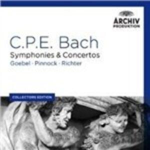 Foto Cover di Sinfonie & Concerti, CD di AA.VV prodotto da Archiv
