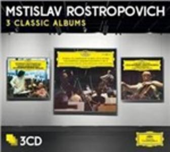 CD Concerti per violoncello