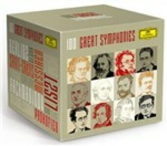 CD The Great Symphonies
