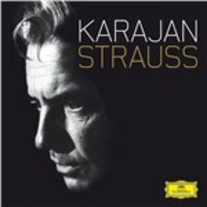Foto Cover di Strauss, CD di Richard Strauss,Herbert Von Karajan, prodotto da Deutsche Grammophon