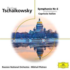 CD Sinfonie 6 di Pyotr Il'yich Tchaikovsky