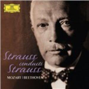 CD Strauss dirige Strauss di Richard Strauss