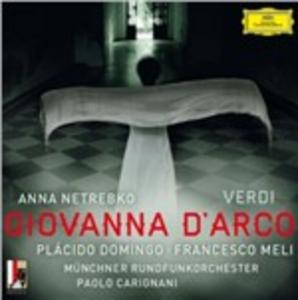 CD Giovanna d'Arco di Giuseppe Verdi