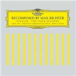CD Re-Composed by Max Richter. Le quattro stagioni di Max Richter