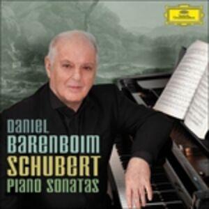 CD Sonate per pianoforte di Franz Schubert