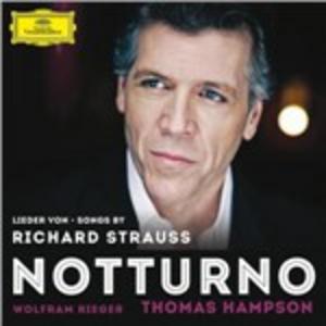CD Notturno di Richard Strauss