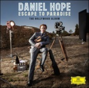 CD Escape to Paradise. The Hollywood Album